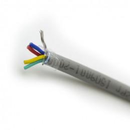 Mylar cable screened 2 Pair - Per Metre