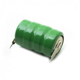 GP604A Battery 4.8V nimh PCB