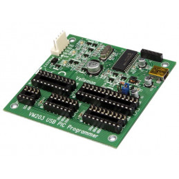 VM203 USB PIC Programmer