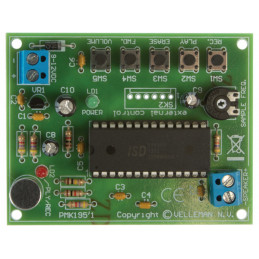 MK195 Voice recording/playback module