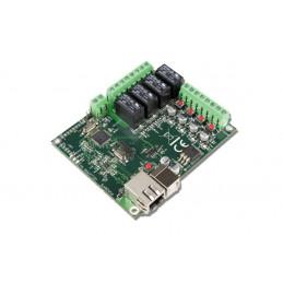 VM204 Ethernet relay card