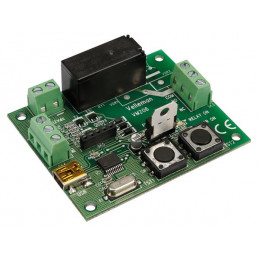 VM206 Universal timer module with usb interface