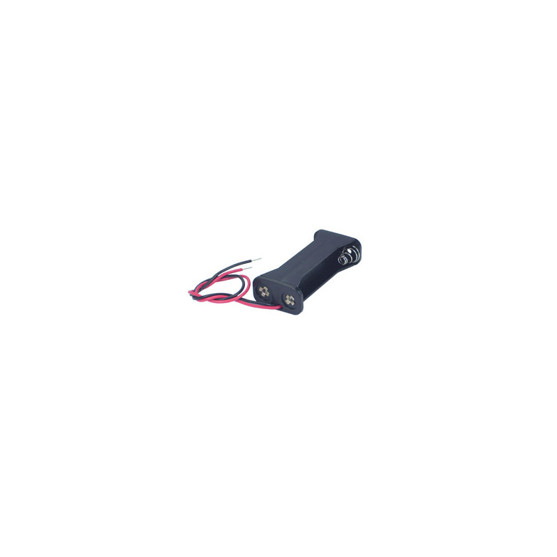 Battery Holder 2xAAA Wire