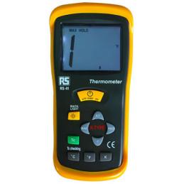 Digital Thermometer, 1 Input Handheld, K Type Input