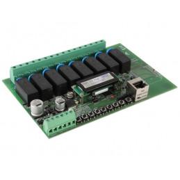 VM201 Ethernet relay card