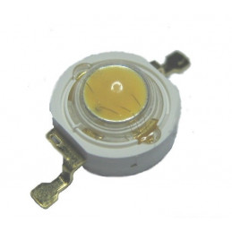 3W High Power Led - Emitter - White - 260lM