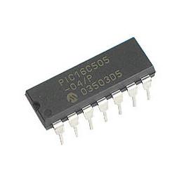 PIC16C505-04P