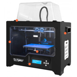 FLASHFORGE NEW CreatorPro Dual Extrusion 3D Printer