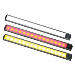 Lumeno Aluminium Tri Colour LED Bar