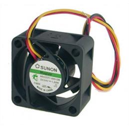 SUNON 40X40X20 24VDC 3 WIRE 1.2w