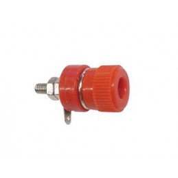 G156 banana socket red 4mm