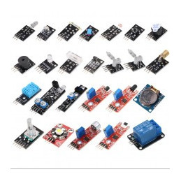 Kit Arduino 24 in 1 sensor kit