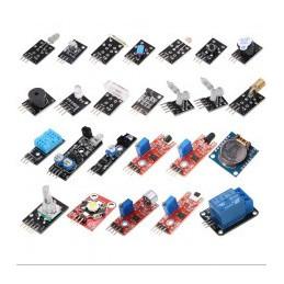 Kit Arduino 24 in 1 sensor kit
