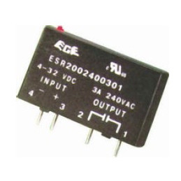 solid state relay DC CONTROL 4-32V 3A
