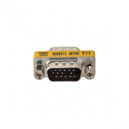 Gender Changer Connector - 15 PIN VGA M TO M