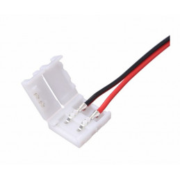 2 Pin 10mm Strip Connector for SMD5050 LED Strips