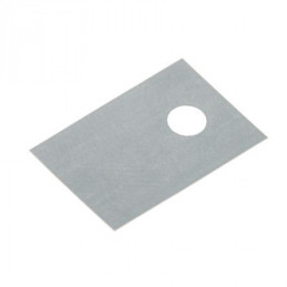 Thermal Interface Pad, Thin Film Polyimide, 19.05 x 12.7mm 0.152
