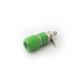 K200A Banana Socket 4mm Green