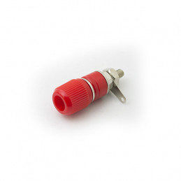 K200A Banana Socket 4mm Red