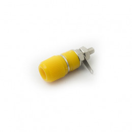 K200A Banana Socket 4mm Yellow