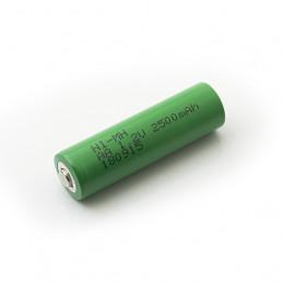 NiMH rechargeable battery AA - 2500mAh