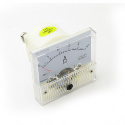 Panel Meter 60X55 - Ammeter 5A DC