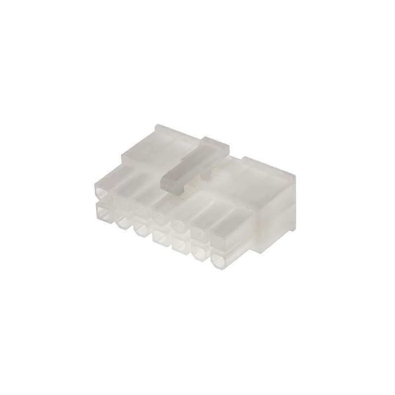 6740-14R Receptacle, Mini Power, 4.2mm, 14 Way