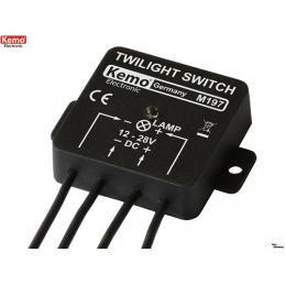 M197 Daynight Switch 12VDC