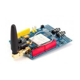 SIM900 Quad-band GSM GPRS Shield Development Board
