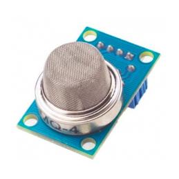 MQ-4 Natural Gas Methane Gas Sensor Module