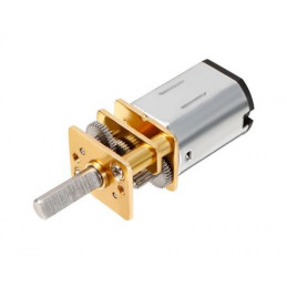Geared Motor 12Vdc 60rpm