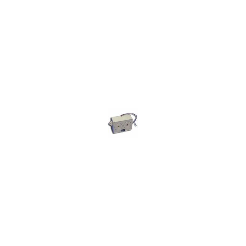 Mini Piezzo Siren - 2 Piezo Elements