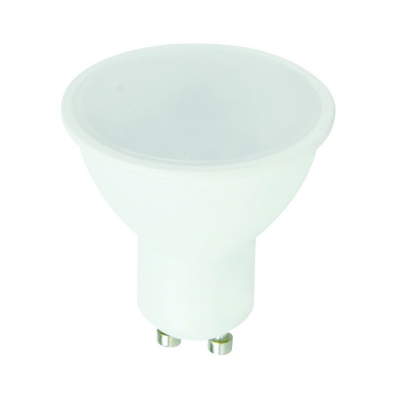 GU10 3528 SMD LED Downlight 60 LEDS - Pure White 220VAC 300LM