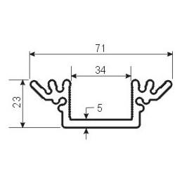 Heatsink PR029-80
