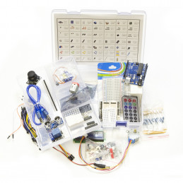 kit Arduino Uno Learning Kit