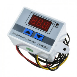 W3001 Temperature thermostat controller 220VAC
