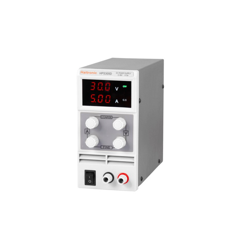 Bench Power Supply DC 30V 5A