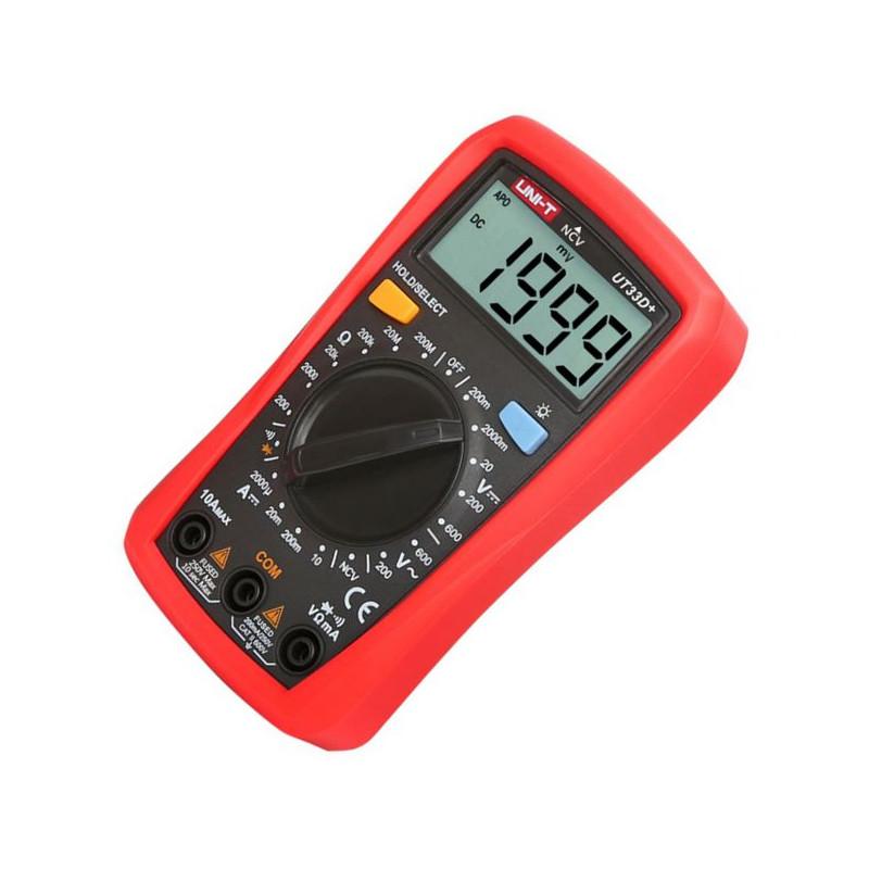 UT33d+ Digital multimeter
