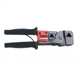Crimping tool network RJ12 RJ45