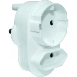 2 pin plug adaptor Euro