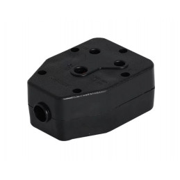 Janus Coupler Rubber 15A