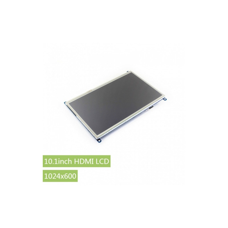 10.1inch Resistive Touch Screen LCD HDMI interface