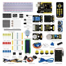 Advanced arduino uno R3 starter kit