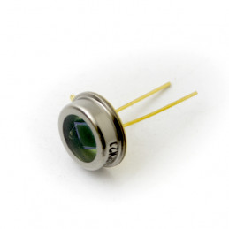 BPW21 Full Spectrum Si Photodiode 55 ° Through Hole TO-39