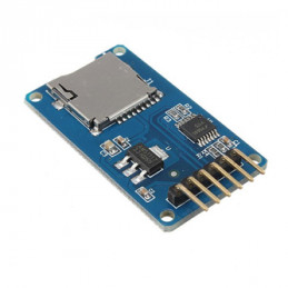 Arduino Micro SD Card Socket