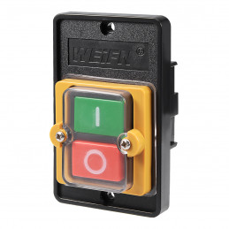 Start Stop Push Button Latching Switch On/Off 10A KAO-5M
