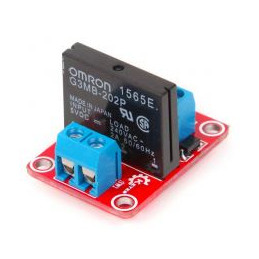 1channel solid relay module