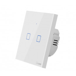 Sonoff TX T1 EU 2C smart WiFi + RF smart wall touch light