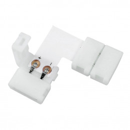 4 Pin 10mm Strip Right Angle Connector for SMD5050 LED strip