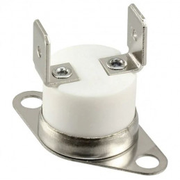 15 A Bi-Metallic Thermostat, Opens at+180°C